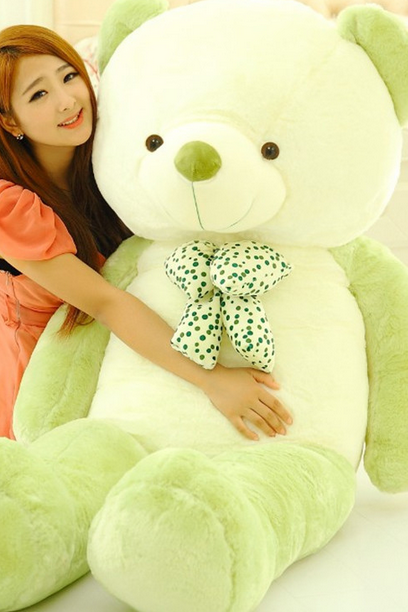 140cm Baby bear plush toy bear doll birthday gift Tactic bear dolls cute oversized