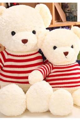 Plush toy doll teddy bear hug pillow doll creative send girls flag birthday 65cm